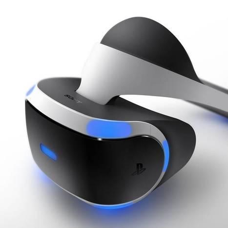 Le PlayStation VR pourrait être plus cher que l'Oculus Rift   Actualité Geek (High-Tech)   Scoop.it