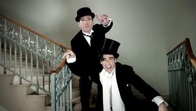 Perfect Nonsense: New Image of Matthew Macfadyen and Stephen Mangan   Matthew Macfadyen   Scoop.it