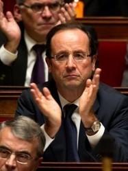 Hollande esquisse sa stratégie: à Sarkozy la peur, à moi l'espoir | Hollande 2012 | Scoop.it