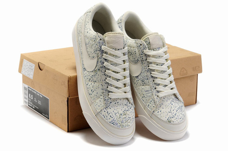 Super Specials Nike Blazer Low Leather Womens White UK Clearance Best Seller | uk-nike-blazer-shoes-low-flower-for-you | Scoop.it