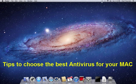 Tips to choose the Best Antivirus for your Mac | Top 10 Antivirus Programs | Let's More Education | Scoop.it