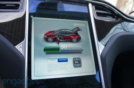 Elon Musk produces Model S data logs to disprove New York Times\' Tesla review   Nerd Vittles Daily Dump   Scoop.it