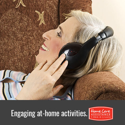 5 Ways to Keep Homebound Seniors Engaged   Home Care Assistance of Boca Raton   Scoop.it