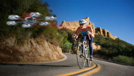 For Your Next Bike Ride, Bring Along This Friendly Drone | Real Estate Plus+ Daily News | Scoop.it