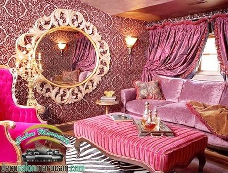 Salon marocain louis seize (Louis XVI) | Salon-marocain | Scoop.it