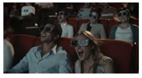 Les cinémas en 4D font une première percée aux Etats-Unis - Le Monde | Actu Cinéma | Scoop.it
