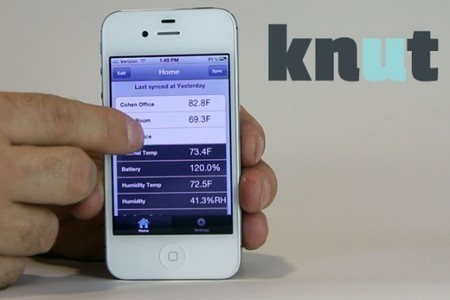 Knut internet-connected sensor keeps you in the know via email | Web of Things | Scoop.it