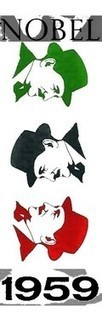 22 octobre 1959  |  Salvatore Quasimodo, Prix Nobel de littérature #TdF #éphéméride_culturelle_à_rebours | TdF  |  Éphéméride culturelle | Scoop.it