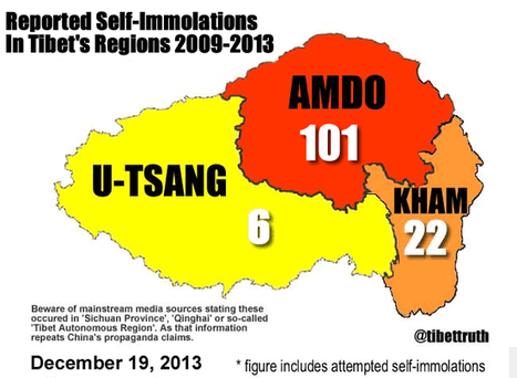Tibetan Dies Following Self-Immolation Protest In Amdo Region, Tibet | #Tibet#China#Occupation | Scoop.it
