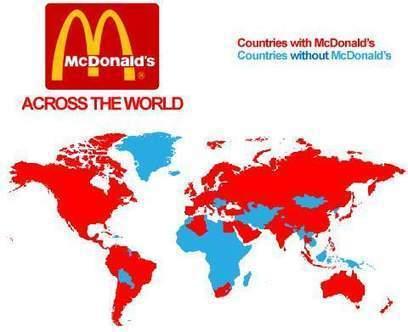 Ancora sotto accusa la carne di McDonald's - Prima Pagina di YVS | fox | Scoop.it