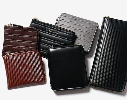 COMME des GARCONS WALLET Spring/Summer 2013 Collection - stupidDOPE.com | COMME des | Scoop.it