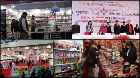 Leitores Paraíso No Mundial Feira do Livro de Nova Deli | viagem para india | Scoop.it