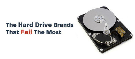 What Is The Most Reliable Hard Drive Brand? [Report] | WTF Posts | Scoop.it