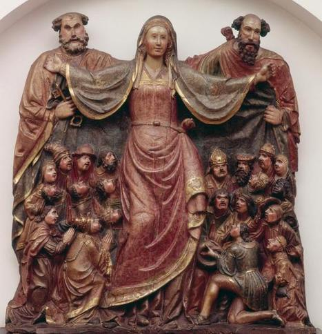 The Meaning Behind a Black Spaniard's Hopeful Gaze Upon Our Lady of Mercy   Identity (Self-in-world)   Scoop.it