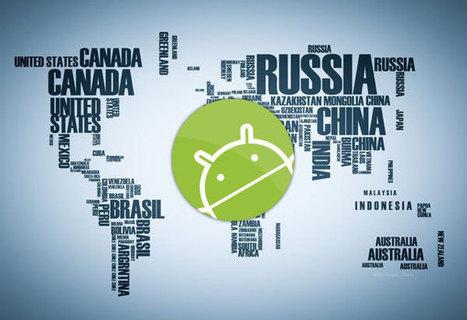 Estadísticas Android — Android lider del Mercado de Smartphones ... | Móviles y márketing digital | Scoop.it