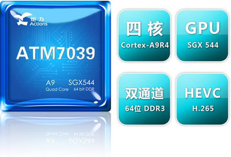 Ainol Novo9 FireWire Ⅱ Tablet Features Actiond Semi ATM7039 Quad core Cortex-A9r4 SoC | Embedded Systems News | Scoop.it