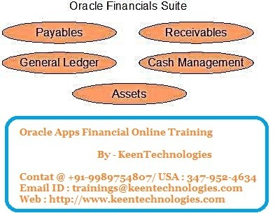 Choose Best Institute For Oracle Apps Financial Online Training | Online Training | Scoop.it