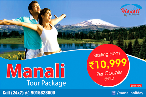 Book Manali tour packages from noida | travel agent | Scoop.it