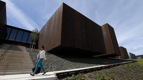 Rodez : un demi-million de visiteurs au musée Soulages | L'info tourisme en Aveyron | Scoop.it