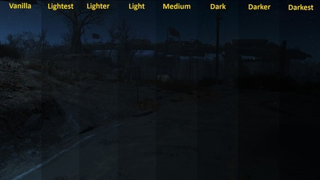 Darker Nights at Fallout 4 Nexus - Mods and community | Game Mod Culture | Scoop.it