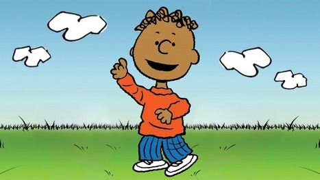 How a schoolteacher helped create the first black Peanuts character | Southmoore AP United States History | Scoop.it