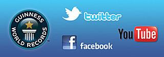 Les records du web social | Facebook | Locita | Gotta see it | Scoop.it