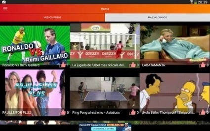 Be Zappy: l'app per guardare solo video divertenti   my blog   Scoop.it