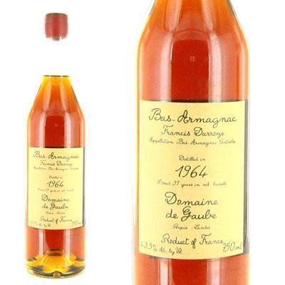 Idée Cadeau Armagnac Darroze Château de Gaube 1972 sur J'ai Failli Attendre | Idée Cadeau de qualité | Scoop.it