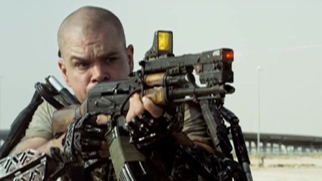 Elysium's moral message will miss | A2 Media Studies | Scoop.it