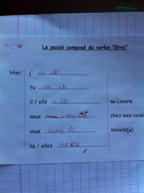 Le français nouveau est arrivé.. - La Petite Famille de Mad'Moizelle G | La Petite Famille de Mad'Moizelle G | Scoop.it