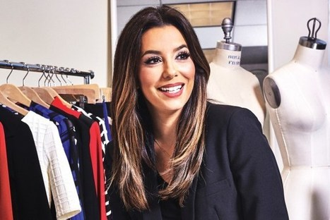 Eva Longoria Readies The Limited for Fall | Women in Business | Scoop.it