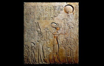 La religión de Akhenatón contra el dios Amón ¿Origen del monoteísmo? | ArqueoNet | Scoop.it