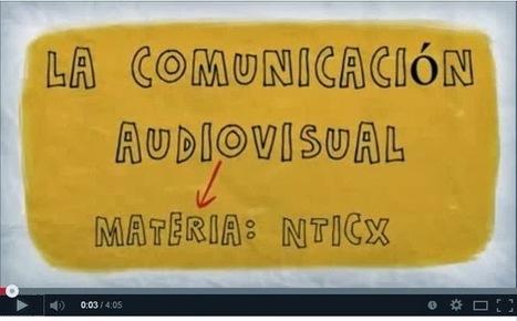 Educación Artística: Artes Audiovisuales | Aprendiendo a hacer. | Blog de la profesora Liliana Sartori | Imagen y Cine en la escuela | Scoop.it