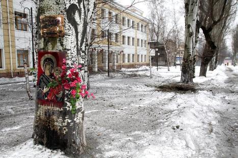 Ukraine: treize morts dans le bombardement d'un arrêt de trolleybus à Donetsk | Avis de décès | Scoop.it