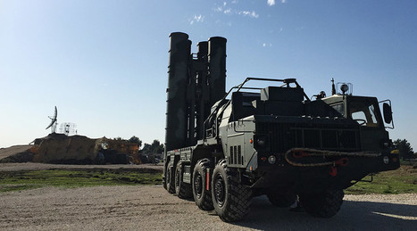No US airstrikes in Syria since Russia deployed S-400 systems - As Pepe Escobar says: Cowards | Saif al Islam | Scoop.it