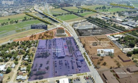 Developers woo office project for West Dallas' Trinity Groves complex | Texas Lots and Land | Scoop.it