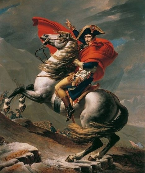 Horses as Symbols of Power in History and Mythology | Convincingly Contrarian Crumbs | Scoop.it