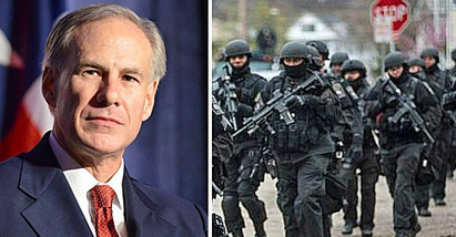Texas Governor Greg Abbott Orders State Militia To Monitor the U.S. Military | Criminal Justice in America | Scoop.it