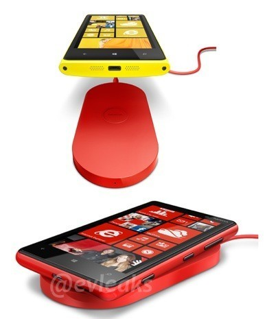 Nokia Lumia wireless charging pad breaks cover | All Technology Buzz | Scoop.it