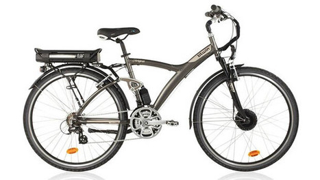 Anteprima b'Twin B'ebike Original 7 - ebike.bicilive.it   bicilive.it Mag   Scoop.it