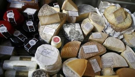 Camembert, emmental... Le fromage ne fait pas grossir. Il est même bon pour la santé | Remue-méninges FLE | Scoop.it