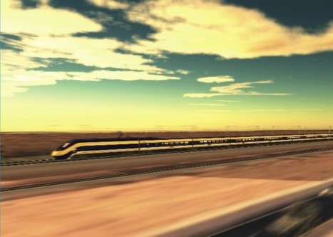 California High-Speed Rail To Have Net Zero Emissions | Zero Footprint | Scoop.it