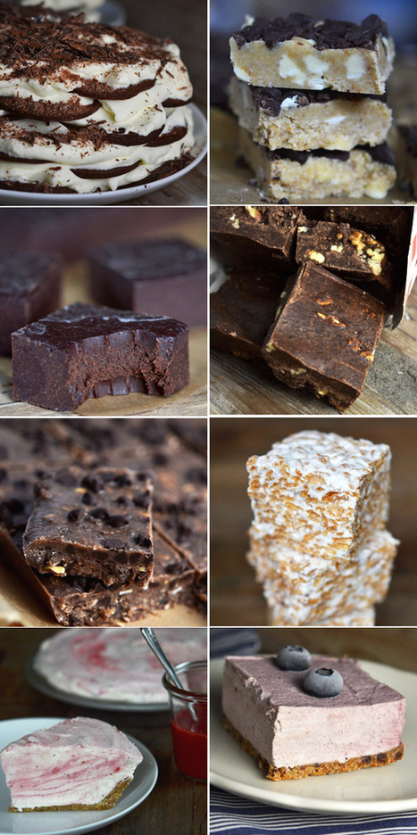 No Bake Gluten Free Bar & Pie Recipes - Gluten-Free on a Shoestring | Gluten Free Products | Scoop.it