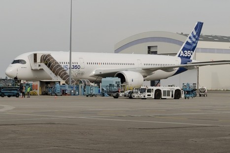 Airbus Gives Major A350 XWB Program Update: Rival 777X - Airchive | Aeronews | Scoop.it