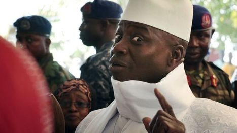 Gambia's Jammeh loses to Adama Barrow in shock election result - BBC News | Glopol Power and Sovereignty | Scoop.it