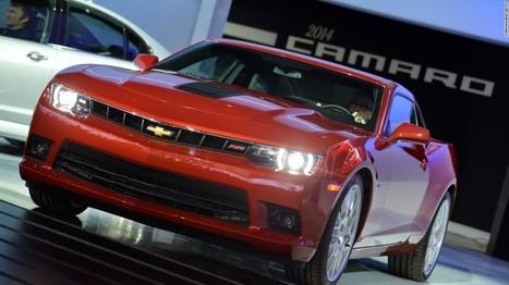 GM posts biggest profit margin in 107-year-history   Fotune 500 Company News   Scoop.it