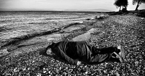 Chinese Artist Ai Weiwei Recreates Photo of Drowned Syrian Refugee Toddler | Backstage Rituals | Scoop.it