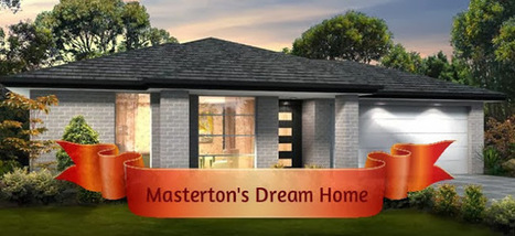 Hire Masterton Home Builders For Building A Dream Home | Masterton Homes Reviews | Scoop.it