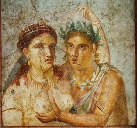 Hortus Hesperidum / Ὁ κῆπος Ἑσπερίδων: Inaures virorum, pendientes de hombres en Roma | Mundo Clásico | Scoop.it