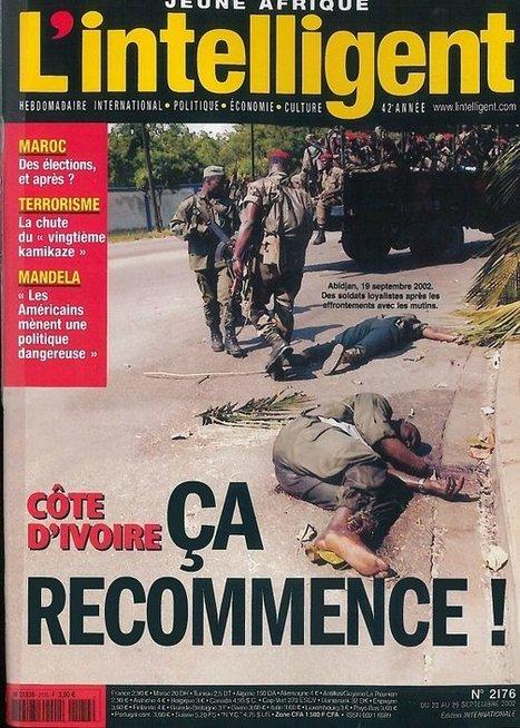 Ce jour-là : le 19 septembre 2002, une tentative de coup d'État ébranle profondément la Côte d'Ivoire - JeuneAfrique.com | La Mémoire en Partage | Scoop.it
